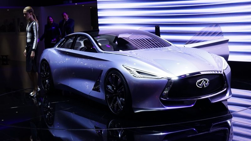Infiniti Q80 Will Make it to Production; Q20 in the Works