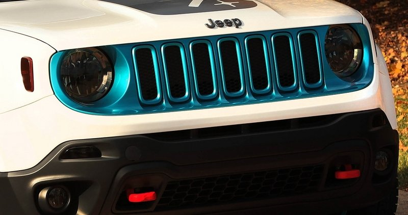2015 Jeep Renegade Frostbite