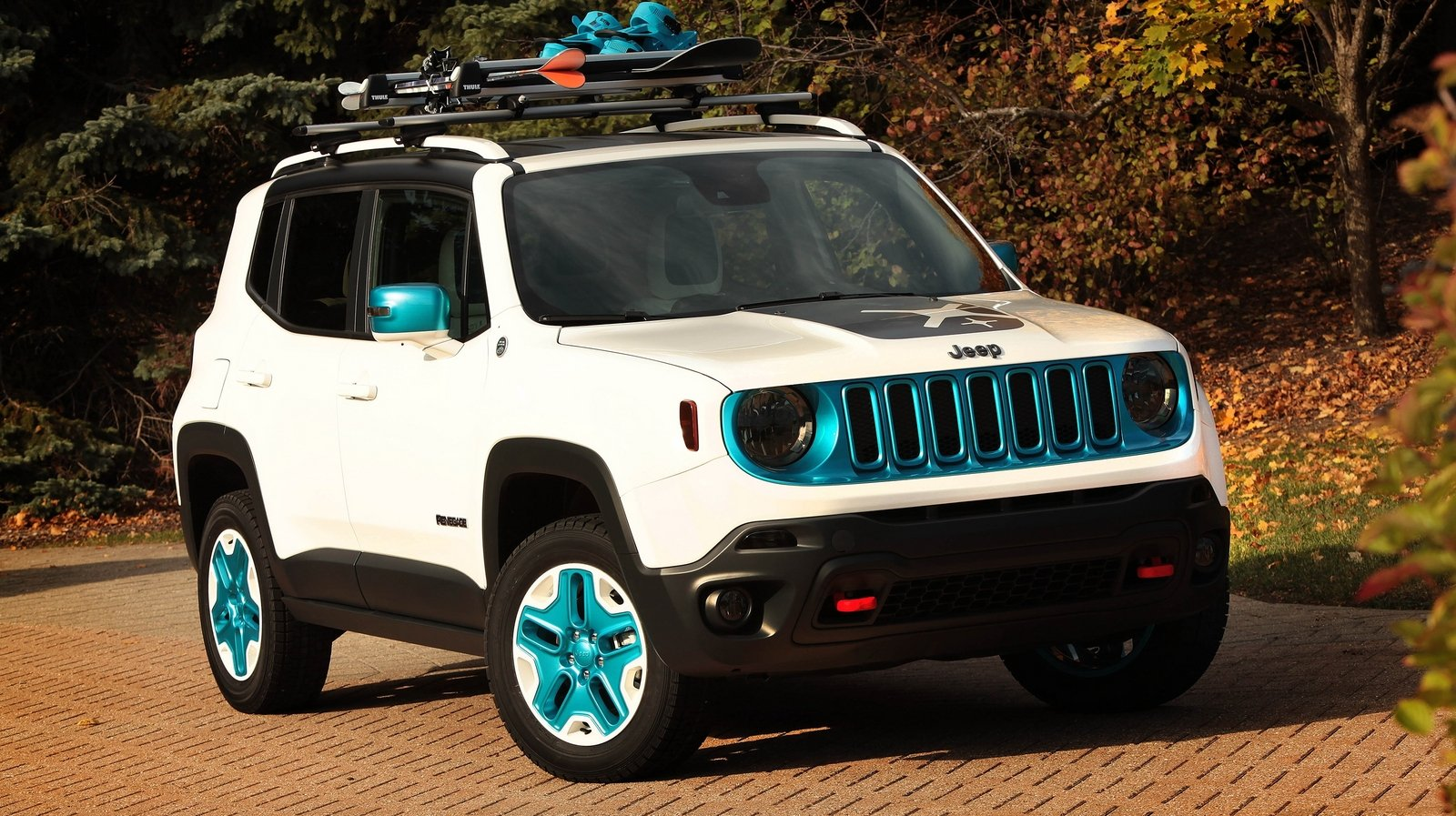 2015 Jeep Renegade Frostbite | Top Speed