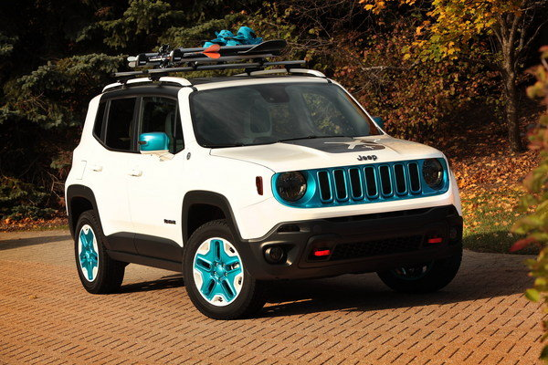 2015 jeep renegade frostbite car review top speed. Black Bedroom Furniture Sets. Home Design Ideas