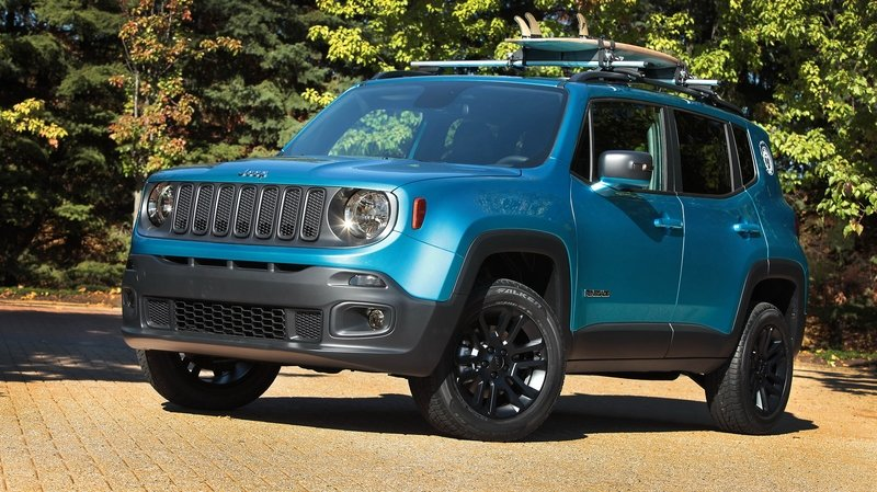 2015 Jeep Renegade Riptide