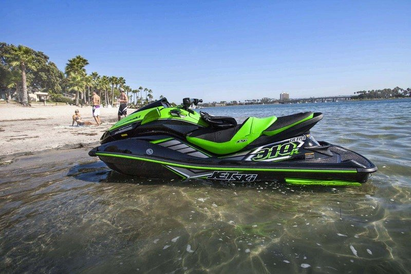 2015 Kawasaki Jet Ski Ultra 310R High Resolution Exterior - image 575635