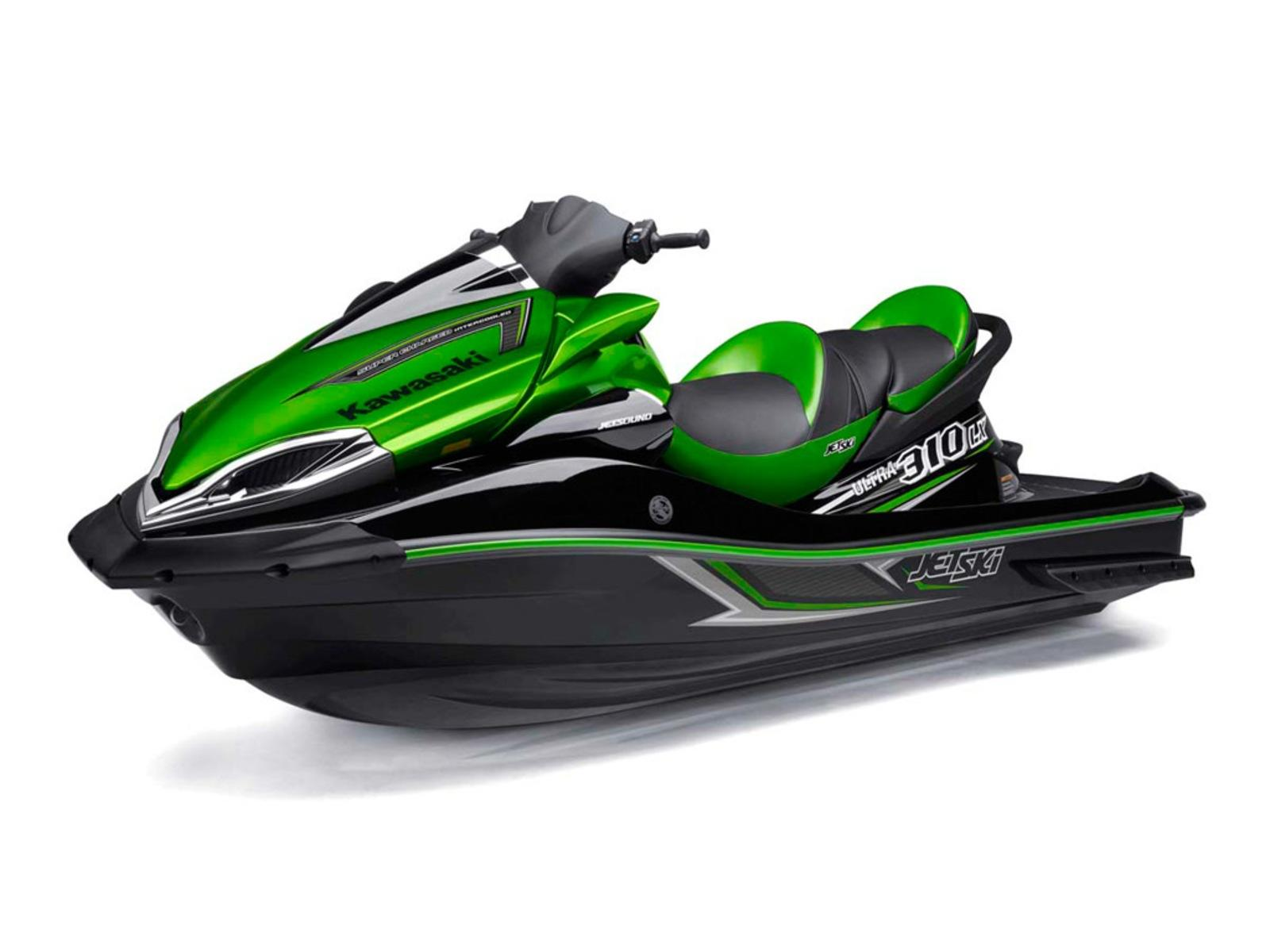 Kawasaki Ultra X Top Speed
