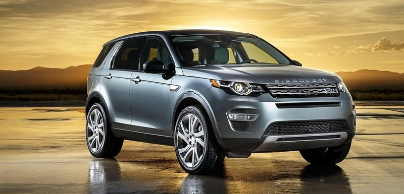 Land Rover Considers More Powerful Discovery Sport