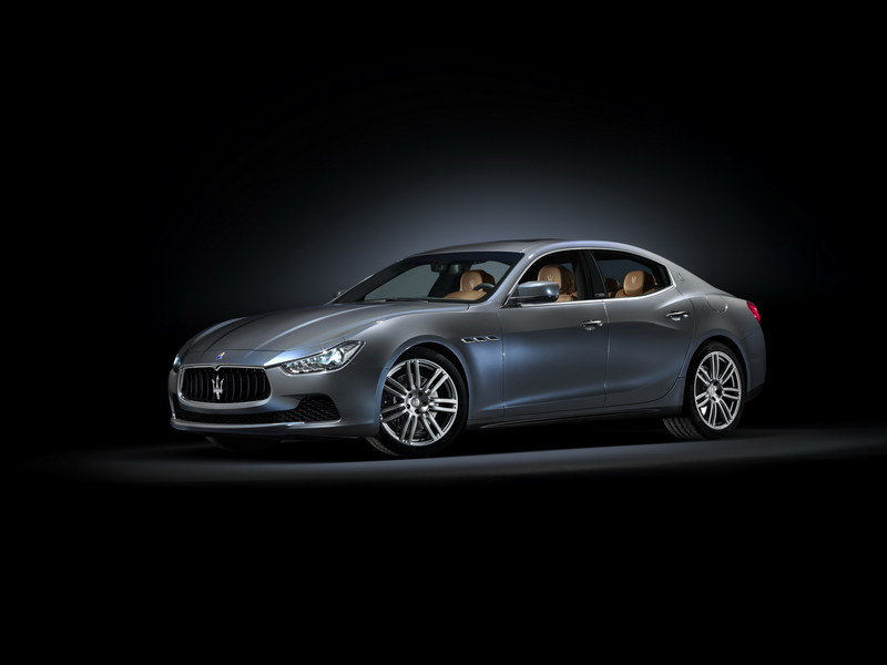 2015 Maserati Ghibli S Q4 by Ermenegildo Zegna Concept High Resolution Exterior Wallpaper quality - image 571066