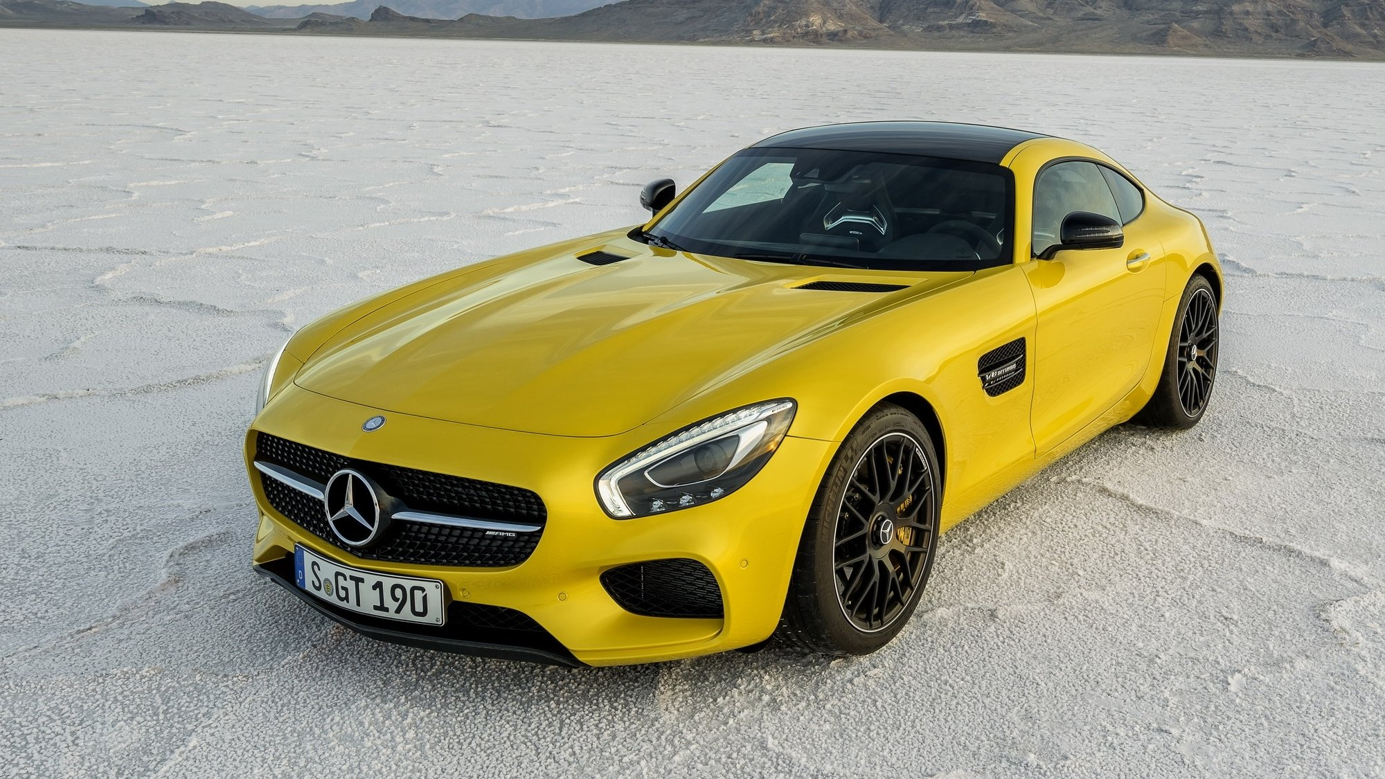 The Mercedes-AMG GT is getting a faster, meaner Black Series version.