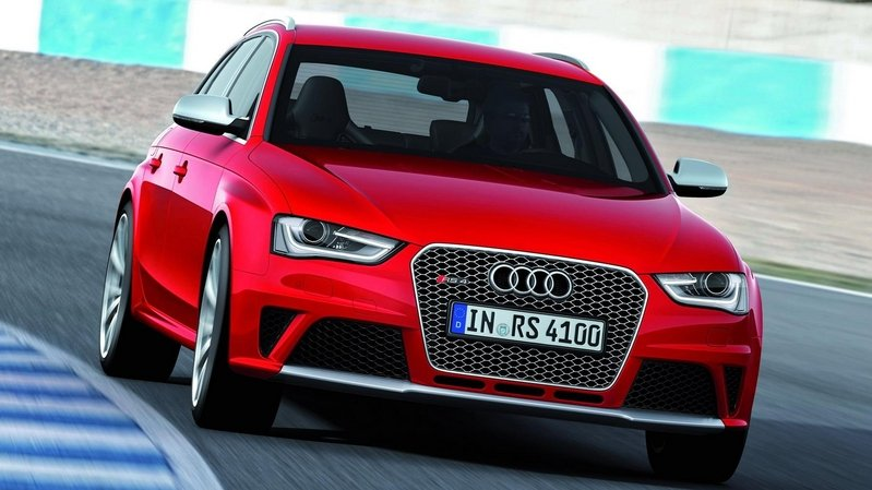 Next Audi RS4 Will Move to a V-6 Engine