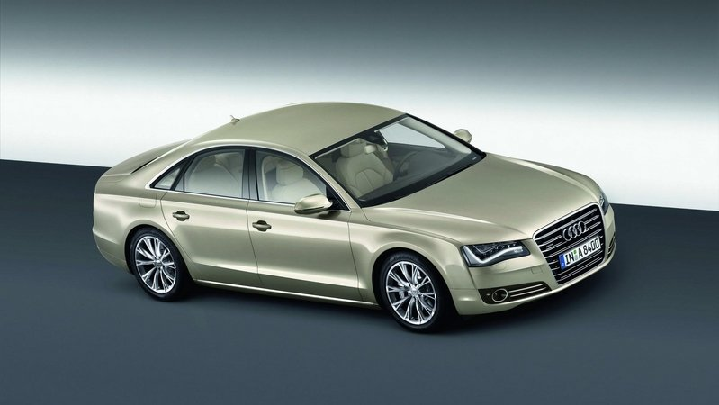 Next-Generation Audi A8 Will be Fully Autonomous