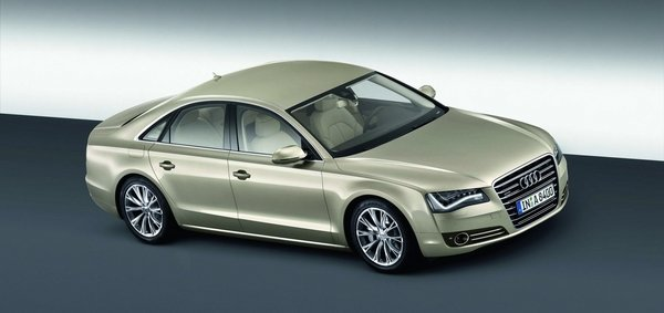 Coming soon to a dealer near you, fully autonomous Audis.