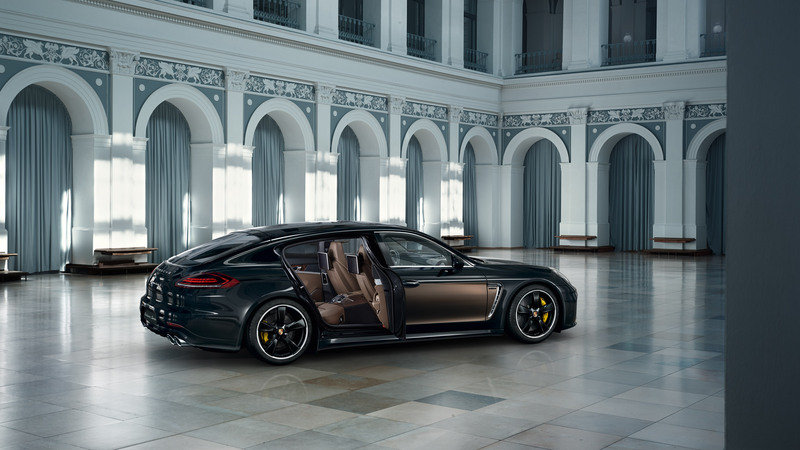 2015 Porsche Panamera Exclusive Series High Resolution Exterior - image 575055