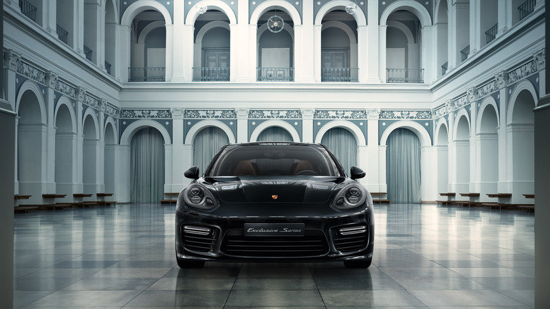 2015 Porsche Panamera Exclusive Series High Resolution Exterior - image 575060