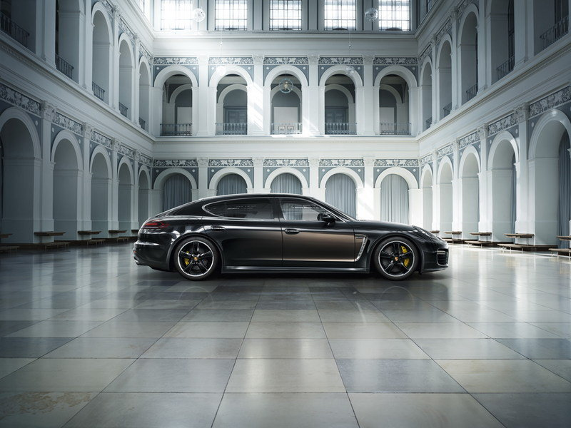 2015 Porsche Panamera Exclusive Series High Resolution Exterior - image 575062