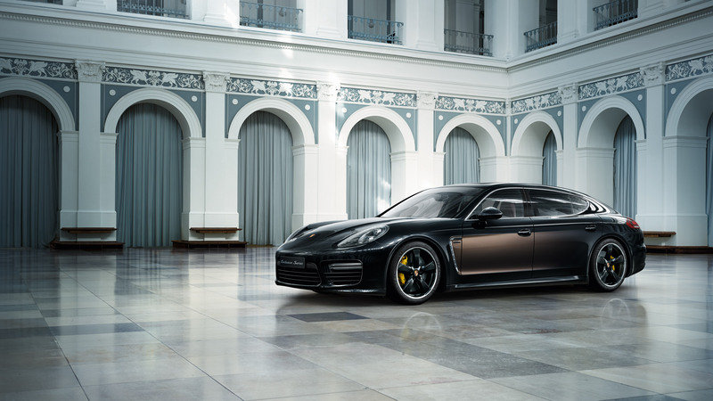 2015 Porsche Panamera Exclusive Series High Resolution Exterior - image 575036