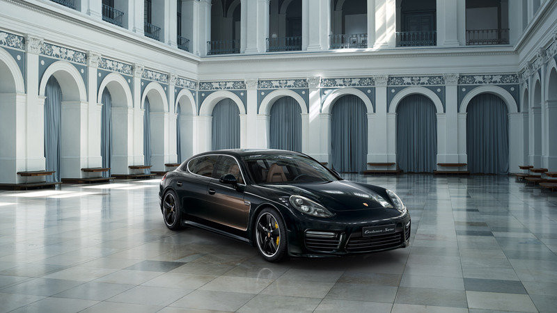 2015 Porsche Panamera Exclusive Series High Resolution Exterior Wallpaper quality - image 575034