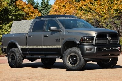 The Ram 2500 Outdoorsman will be present at the 2014 SEMA show.