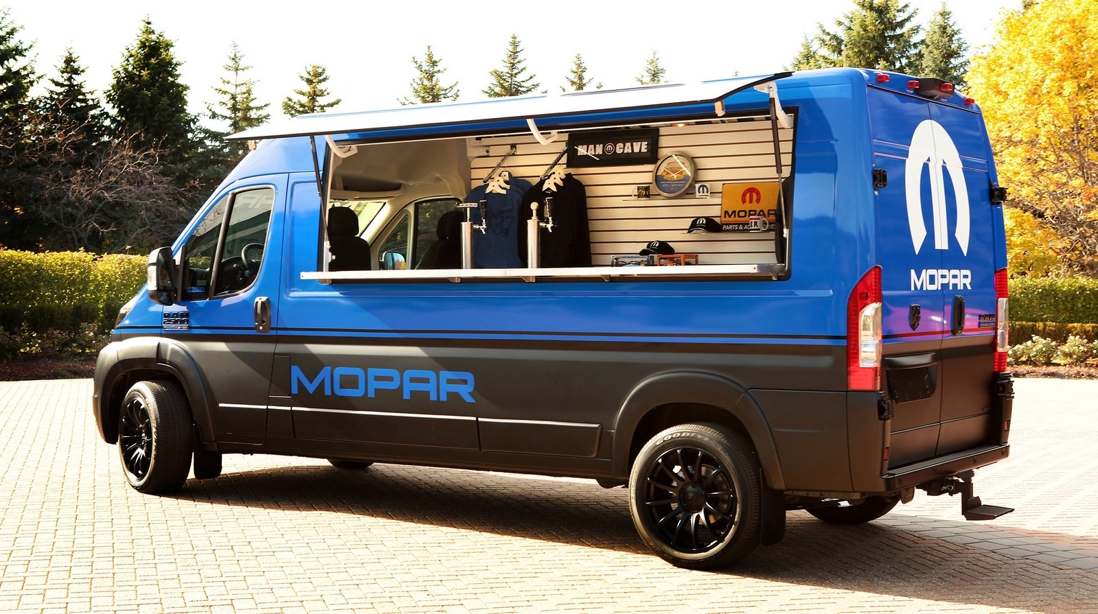 2015 ram promaster hospitality van review top speed. Black Bedroom Furniture Sets. Home Design Ideas