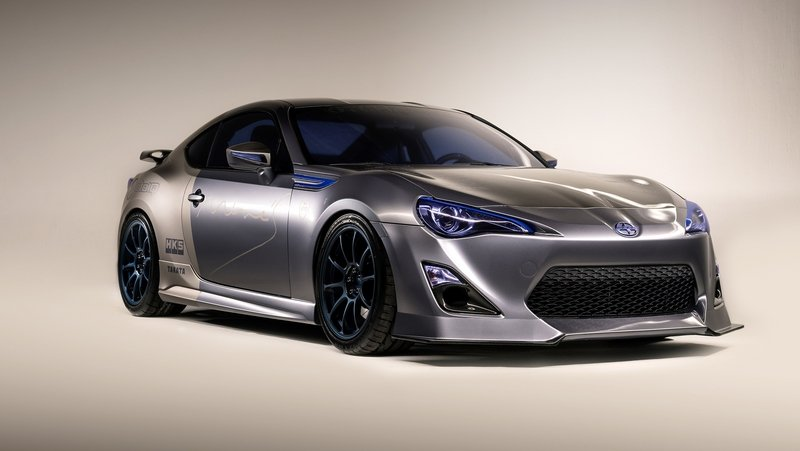 2015 Scion FR-S By GT Channel