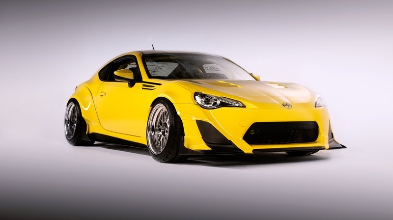 2015 Scion FR-S Super Street