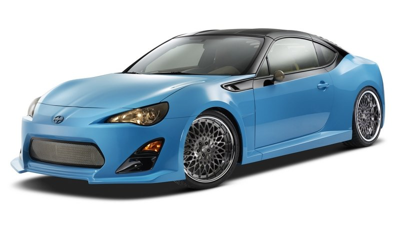Scion FRS Reviews Specs  Prices  Top Speed