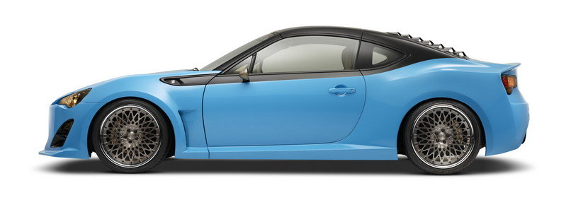 2015 Scion FR-S T1 High Resolution Exterior - image 575139