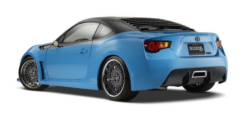 2015 Scion FR-S T1 High Resolution Exterior - image 575141