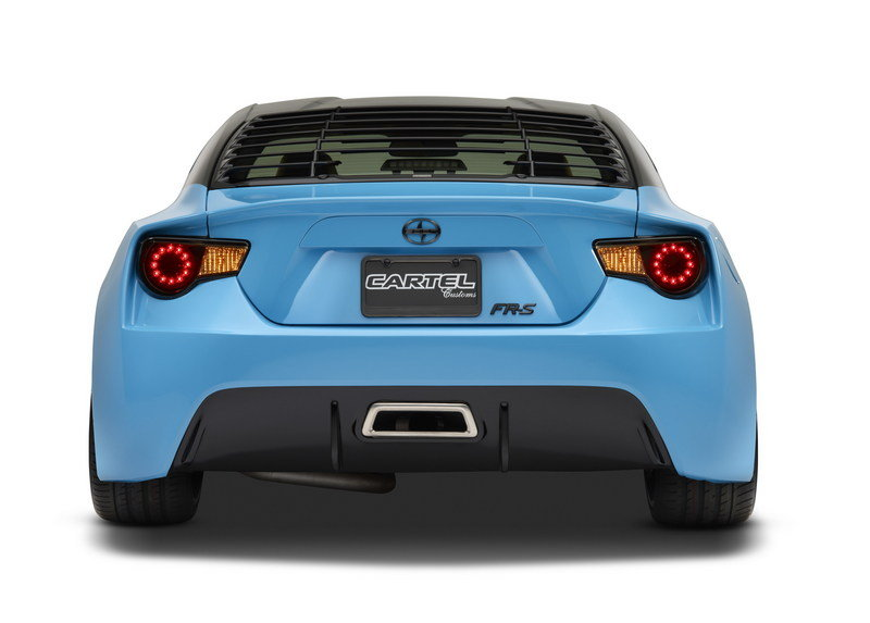 2015 Scion FR-S T1 High Resolution Exterior - image 575142