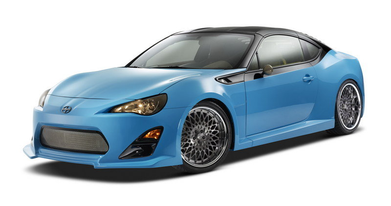 2015 Scion FR-S T1 High Resolution Exterior - image 575137