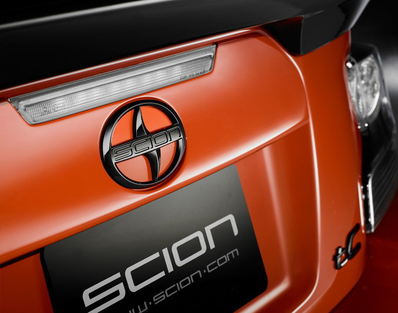 2015 Scion tC Release Series 9.0 Emblems and Logo Exterior - image 574833