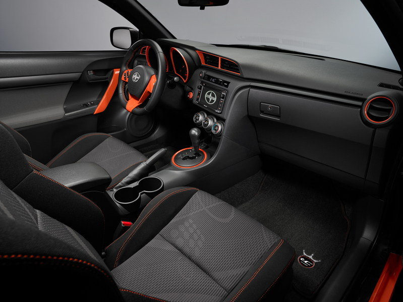 2015 Scion tC Release Series 9.0 Interior - image 574826