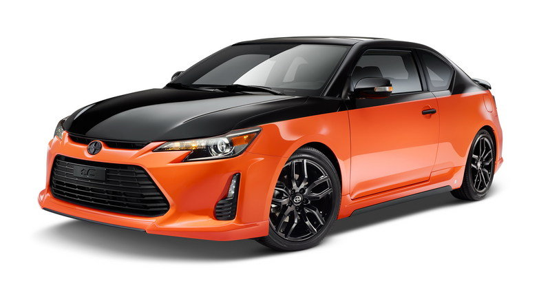 2015 Scion tC Release Series 9.0 High Resolution Exterior - image 574822