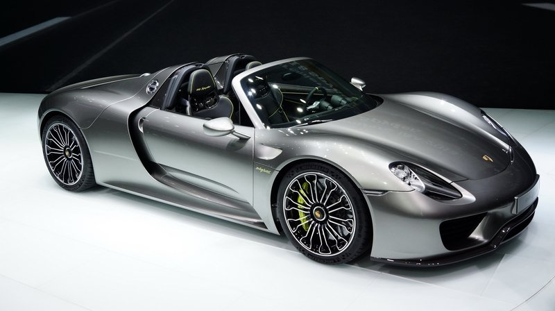 Porsche 918 Spyder Nearly Sold Out