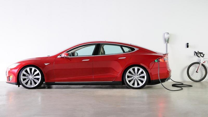 2015 Tesla Model S High Resolution Exterior - image 572394