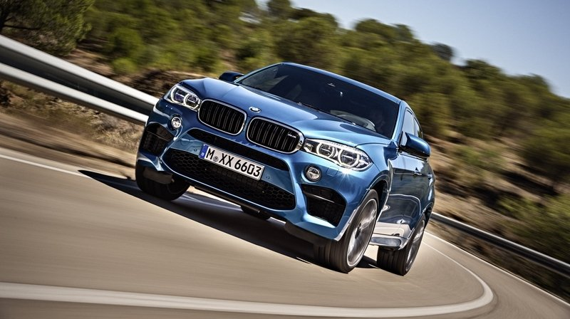 The New BMW X6 M Will Be as Fast as the M3 E92 Around the `Ring