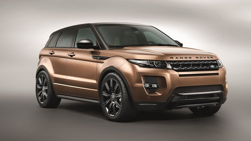 The U.S. Market Could Get A Diesel Range Rover Evoque