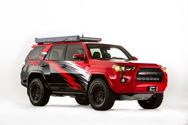 2015 Toyota 4runner Trd Car Review Top Speed