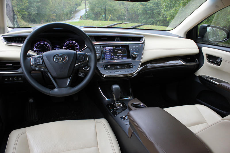 2014 Toyota Avalon Limited - Driven