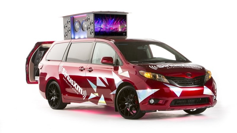 toyota sienna reviews specs prices photos and videos top speed. Black Bedroom Furniture Sets. Home Design Ideas