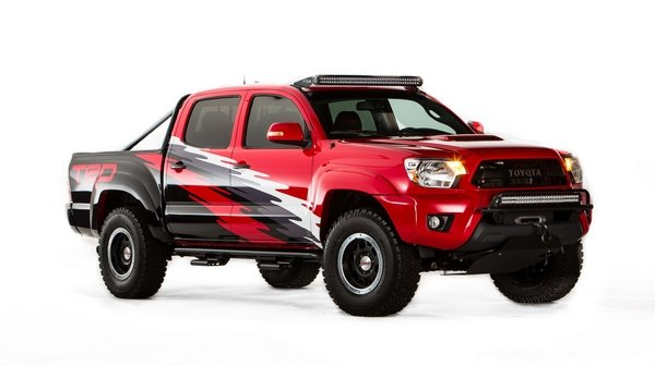 2015 Toyota Tacoma Trd Review Top Speed