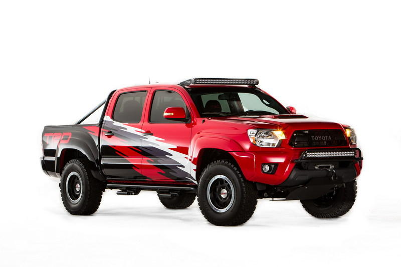 2015 Toyota Tacoma TRD High Resolution Exterior - image 574501