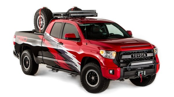 2015 toyota tundra trd car review top speed. Black Bedroom Furniture Sets. Home Design Ideas