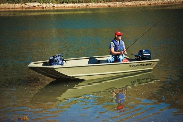 2014 Tracker Grizzly 1448 Jon Boat Review Top Speed