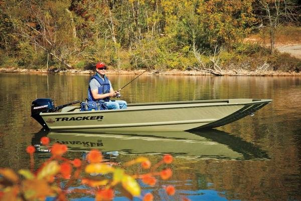 2014 Tracker Grizzly 1448 Jon Review Top Speed