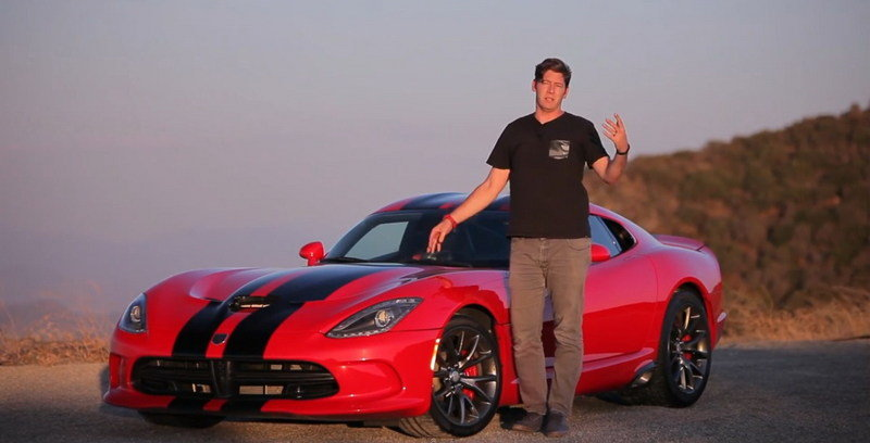 Video: 2014 Dodge Viper Review