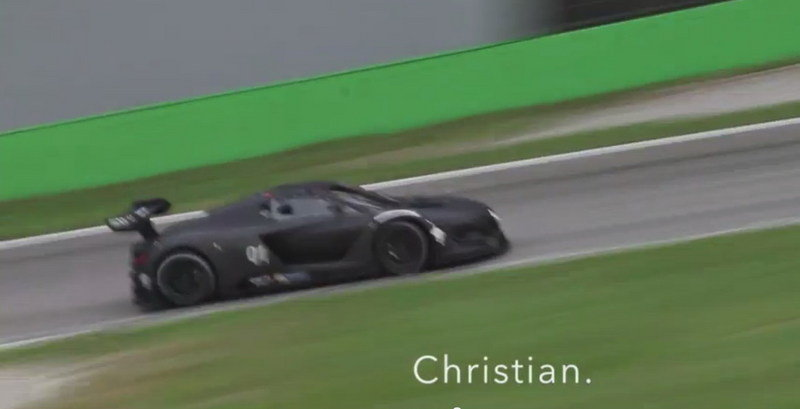 Video: 2015 Renaultsport R.S. 01 Spied at Monza
