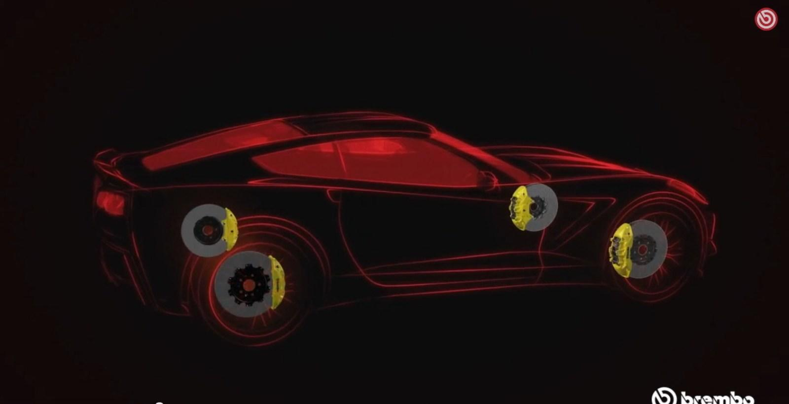 Chevrolet Corvette News And Reviews Top Speed Gm 2007 Z06 Wiring Diagrams For Dummies Video Z06s Brembo Carbon Ceramic Brakes Explained