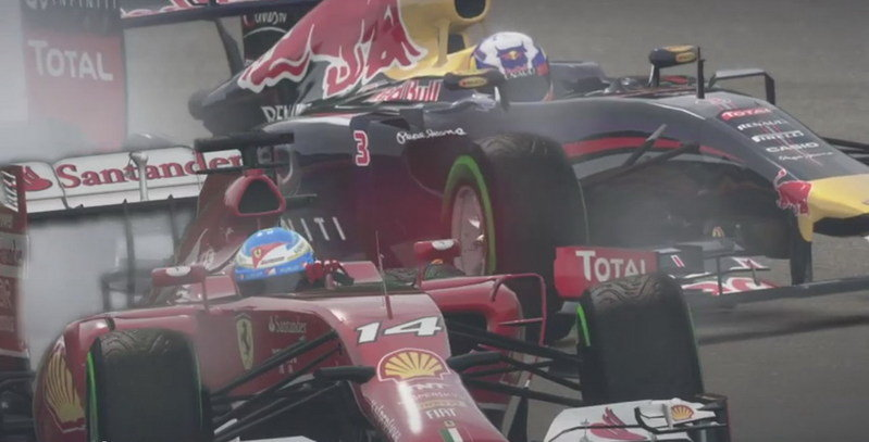 Video: F1 2014 Launch Trailer