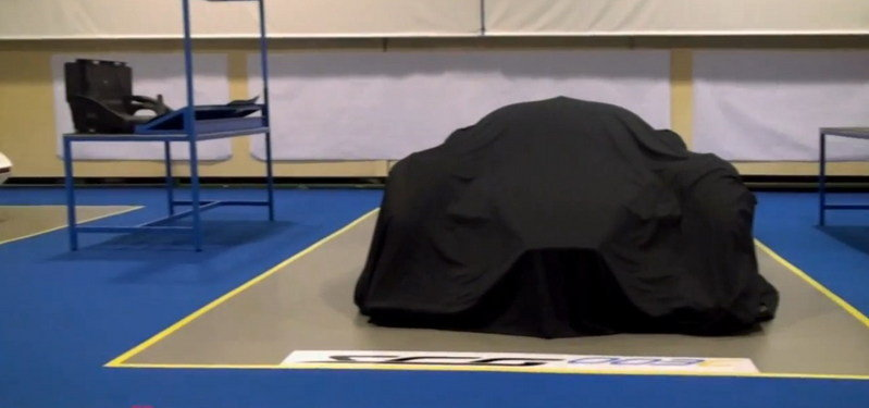 Video: Glickenhaus SCG 003 Teased Again