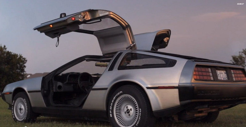delorean motor company dmc dmc 12 reviews specs prices photos and videos top speed. Black Bedroom Furniture Sets. Home Design Ideas