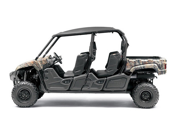 Yamaha viking vi reviews autos post for Top speed of yamaha wolverine side by side