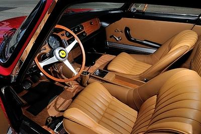 1965 Ferrari 275 GTB Auctioned For $2.1 Million Interior - image 577969